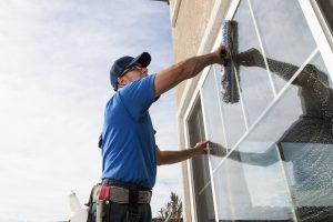 commercial window washing huntley, professional window washing huntely